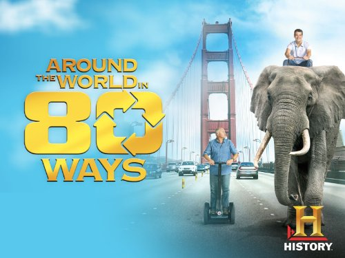 Around the World in 80 Ways Season 1