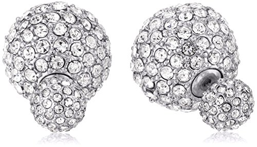 anne-klein-classics-silver-tone-crystal-fireball-front-back-stud-earrings