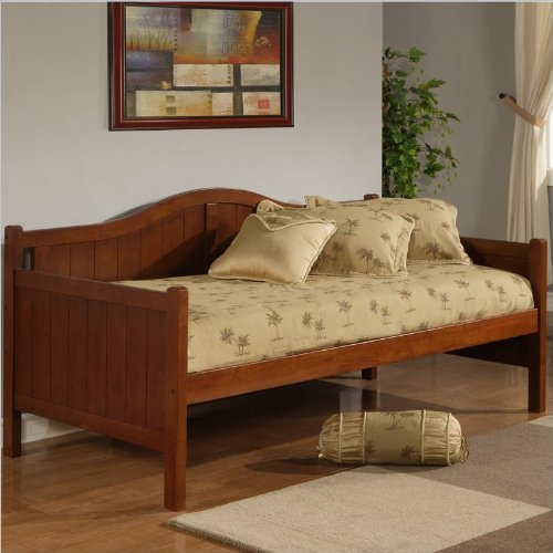 Day Bed Frames Hillsdale Staci Wood Daybed In Cherry Finish