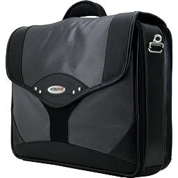 Mobile Edg,E Premium Briefcase Notebook Carrying Case 15.4\