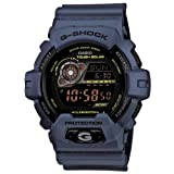 Casio Mens GR8900NV-2 G-Shock Tough Solar Power Military Navy Digital Watch