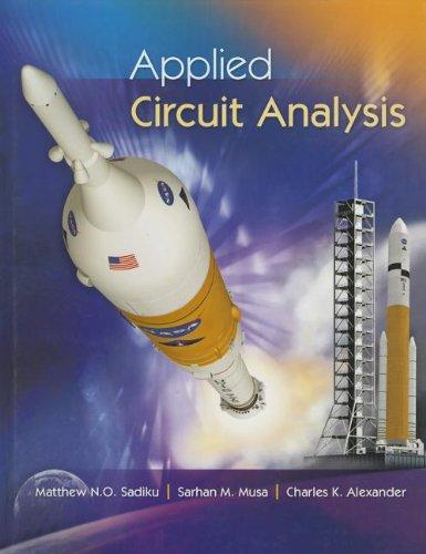 Applied Circuit Analysis  pdf download by Matthew Sadiku