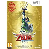 The Legend Of Zelda: Skyward Sword con CD Colonna Sonoradi Nintendo