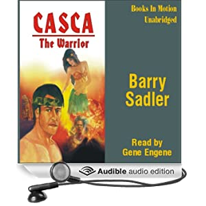 Casca: The Warrior: Casca Series #17