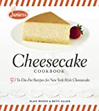 img - for Junior's Cheesecake Cookbook book / textbook / text book