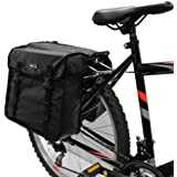 PedalPro Waterproof Double Rear Bicycle Pannier Bag