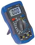 Philex 83001R, Multimetro digitale CAT II, con tester per batterie