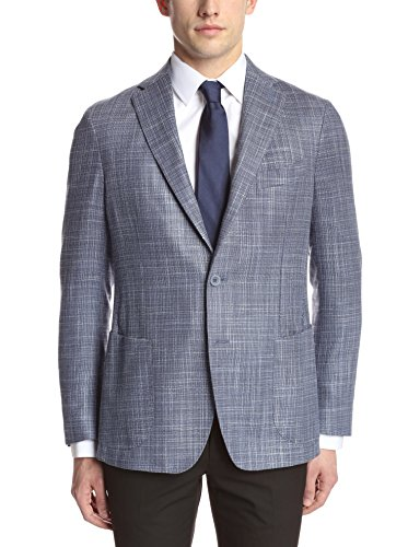 Gi Capri Men's Slub Textured Jacket