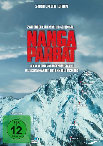 Nanga Parbat (+ Audio-CD) [Special Edition] [2 DVDs]