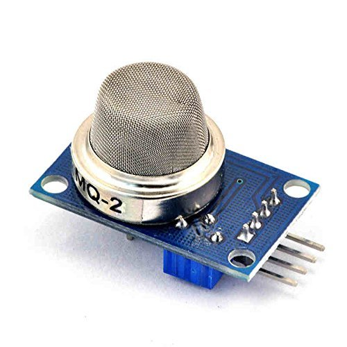 J-Deal MQ2 DC 5V Propane Ethanol i-butane Methane Alcohol Gas Sensor Detection Module for Arduino (Co2 Propane Detector compare prices)