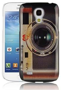 JAMMYLIZARD | Vintage Back Cover Hülle für Samsung Galaxy S4 Mini, M9 FOTOAPPARAT