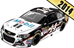 Tony Stewart #14 Mobil 1 Chevrolet SS 2014 NASCAR Diecast Car, 1:24 Scale HOTO by Lionel Racing