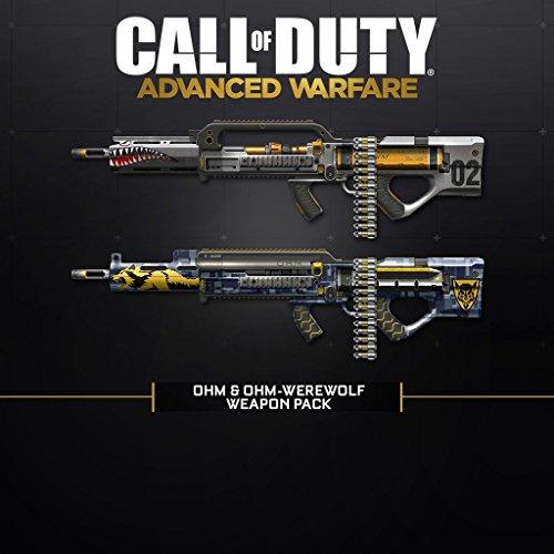 Call of Duty: Advanced Warfare - OHM Weapon Pack - PS3 [Digital Code] (Advanced Warfare Content compare prices)