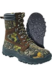 Itasca Mens Fortitude Mossy Oak 600g Thinsulate Boots-11.5