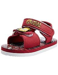 Disney Baby Girl's Vinyl Fashion Sandals