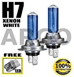 H7 499 XENON WHITE 55W HEADLIGHT BULBS 12V PIAGGIO-VESPA X9 500 SL