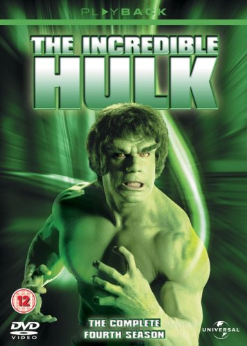The Incredible Hulk: The Complete Fourth Season [dvd] Picture