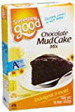 Australis Foods Something Good Chocolate Mud Cake Mix, 15.9-Ounces Boxes (Pack of 5)