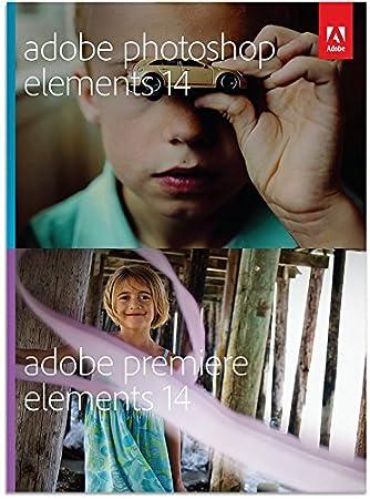 Adobe Photoshop Elements 14 & Premiere Elements 14 Upgrade (PC/Mac)