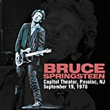 Live At The Capitol Theater, September 19th 1978 Bruce Springsteen and The E Street Band