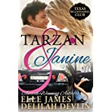 Tarzan & Janine (Texas Billionaires Club) ~ Delilah Devlin