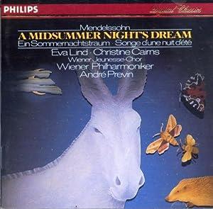 Mendelsson: A Midsummer Night's Dream