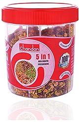Chandan Mukhwas Tin - 5 in 1 Mouth Freshener