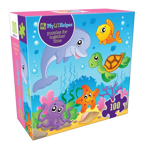 DB & Company Under The Sea Puzzle (100-Piece)