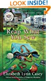 Reap What You Sew (Southern Sewing Circle Mysteries)