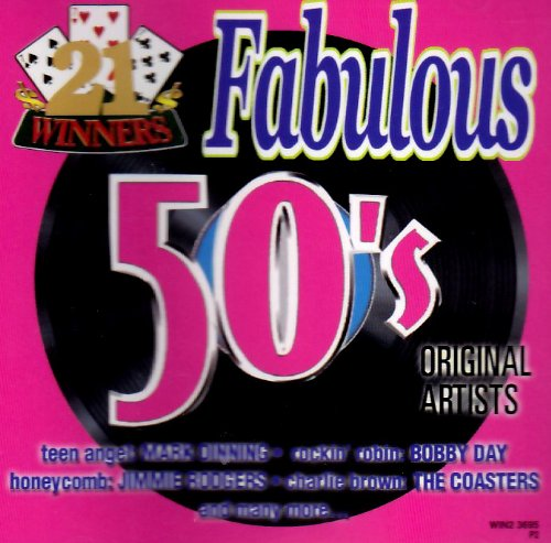 21 Winners: Fabulous 50's