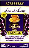 Laci Le Beau Super Dieter's Tea, Acaiberry, 15-Count (Pack of 2)