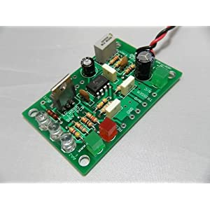 NightFire LM555 Timer Development PCB Kit