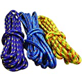 Attwood Braided Polypropylene General Purpose Rope Color may vary (Assorted color)
