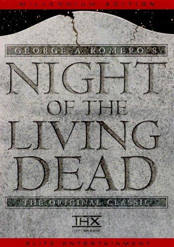 Night of Living Dead / Millennium Edition [DVD] [1968] [Region 1] [US Import] [NTSC]