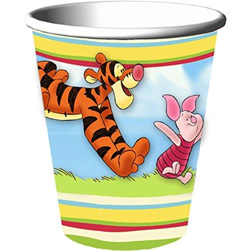 Winnie the Pooh and Pals Paper Cups (8ct)