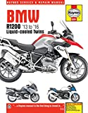 img - for BMW R1200 '13 to '16 Liquid-cooled Twins (Haynes Service & Repair Manual) book / textbook / text book