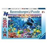 Oceanic Life 200 Piece Puzzle