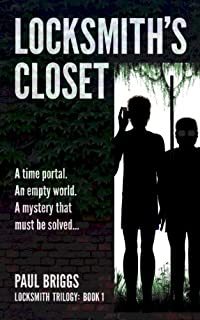 (FREE on 12/24) Locksmith's Closet by Paul Briggs - http://eBooksHabit.com