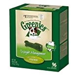 Greenies Lite Tub-Pak Treat for Dogs, 27-Ounce, Teenie