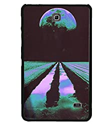 Aart Designer Luxurious Back Covers for Samsung Galaxy Tab 4 T231 + Digital LED Watches Unisex Silicone Rubber Touch Screen by Aart Store.