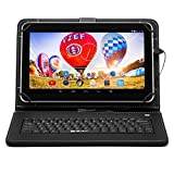 """iRULU eXpro X1s 10.1"""" Quad Core Android 5.1 Lollipop Tablet PC, 1GB RAM, 8GB Nand Flash, 1024*600 Resolution(Black) Review"""