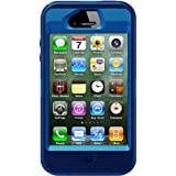 OtterBox Defender Series Case and Holster for iPhone 4/4S  - Retail Packaging - Blue/Navy