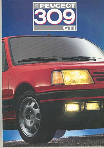 1987-peugeot-309-gti-brochure-french