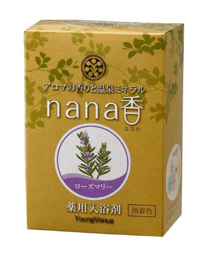 ヤングビーナス nana香 ローズマリーの香り 60g×5袋入
