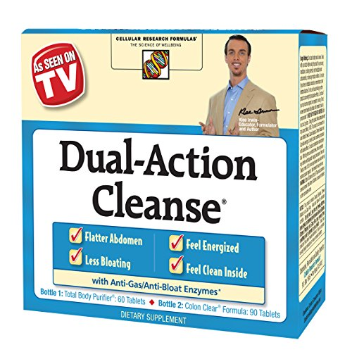 applied-nutrition-dual-action-cleanse-150-count-package