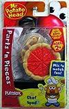 Playskool Mr. Potato Head Parts 'N Pieces Pizza Chef Spud