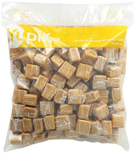 Yupik Creamy Caramel Candy, 1Kg