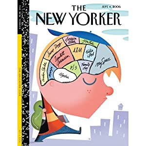 The New Yorker (Sept. 4, 2006) | [Malcolm Gladwell, Burkhard Bilger, Nick Paumgarten, Tad Friend, Sasha Frere-Jones]