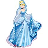 Cinderella Shaped Balloon