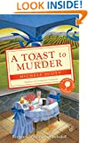 A Toast to Murder (Wine Lover's Mystery series Book 6)